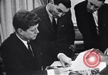 Image of John F Kennedy scenes with family United States USA, 1963, second 8 stock footage video 65675034350