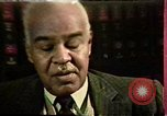 Image of Roy Wilkins United States USA, 1977, second 1 stock footage video 65675034355