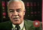 Image of Roy Wilkins United States USA, 1977, second 6 stock footage video 65675034355