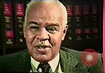 Image of Roy Wilkins United States USA, 1977, second 7 stock footage video 65675034355