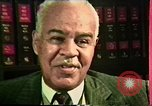 Image of Roy Wilkins United States USA, 1977, second 8 stock footage video 65675034355