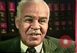Image of Roy Wilkins United States USA, 1977, second 9 stock footage video 65675034355