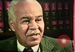 Image of Roy Wilkins United States USA, 1977, second 12 stock footage video 65675034355