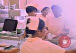 Image of USAF Modular Dining Hall at U-Tapao Royal Thai Navy Airfield Thailand, 1969, second 5 stock footage video 65675034376