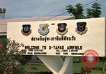 Image of C-5A U-Tapao Royal Thai Air Force Base Thailand, 1972, second 4 stock footage video 65675034387