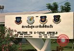 Image of C-5A U-Tapao Royal Thai Air Force Base Thailand, 1972, second 5 stock footage video 65675034387