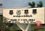 Image of C-5A U-Tapao Royal Thai Air Force Base Thailand, 1972, second 6 stock footage video 65675034387
