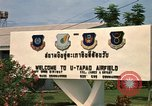 Image of C-5A U-Tapao Royal Thai Air Force Base Thailand, 1972, second 8 stock footage video 65675034387
