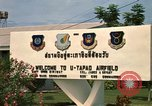 Image of C-5A U-Tapao Royal Thai Air Force Base Thailand, 1972, second 9 stock footage video 65675034387