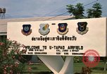 Image of C-5A U-Tapao Royal Thai Air Force Base Thailand, 1972, second 11 stock footage video 65675034387
