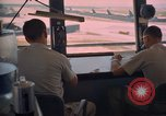 Image of Air Force Officers direct B-52 ground operations U-Tapao Royal Thai Air Force Base Thailand, 1969, second 8 stock footage video 65675034396