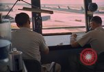 Image of Air Force Officers direct B-52 ground operations U-Tapao Royal Thai Air Force Base Thailand, 1969, second 9 stock footage video 65675034396