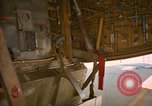 Image of refueling hose connected to centerpoint refueling valve U-Tapao Royal Thai Air Force Base Thailand, 1969, second 8 stock footage video 65675034397