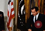 Image of Richard M Nixon Washington DC White House USA, 1969, second 2 stock footage video 65675034406