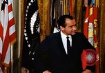 Image of Richard M Nixon Washington DC White House USA, 1969, second 3 stock footage video 65675034406