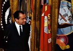 Image of Richard M Nixon Washington DC White House USA, 1969, second 4 stock footage video 65675034406