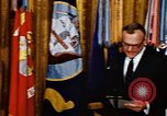 Image of Richard M Nixon Washington DC White House USA, 1969, second 5 stock footage video 65675034406