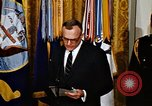 Image of Richard M Nixon Washington DC White House USA, 1969, second 6 stock footage video 65675034406