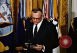 Image of Richard M Nixon Washington DC White House USA, 1969, second 8 stock footage video 65675034406