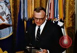 Image of Richard M Nixon Washington DC White House USA, 1969, second 10 stock footage video 65675034406