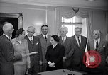 Image of George C Marshall Arlington Virginia USA, 1951, second 4 stock footage video 65675034414
