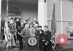 Image of Thomas Hudner Medal of Honor Washington DC White House, 1951, second 4 stock footage video 65675034415
