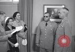 Image of Omar N Bradley Washington DC USA, 1951, second 10 stock footage video 65675034419