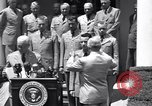 Image of Harry S Truman Washington DC White House USA, 1951, second 2 stock footage video 65675034421