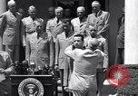 Image of Harry S Truman Washington DC White House USA, 1951, second 3 stock footage video 65675034421