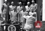 Image of Harry S Truman Washington DC White House USA, 1951, second 4 stock footage video 65675034421