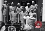 Image of Harry S Truman Washington DC White House USA, 1951, second 5 stock footage video 65675034421