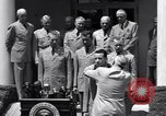 Image of Harry S Truman Washington DC White House USA, 1951, second 8 stock footage video 65675034421