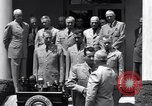 Image of Harry S Truman Washington DC White House USA, 1951, second 11 stock footage video 65675034421