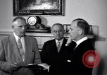 Image of Gordon Gray United States USA, 1951, second 6 stock footage video 65675034422