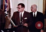 Image of Lyndon B Johnson Washington DC USA, 1969, second 1 stock footage video 65675034426