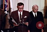 Image of Lyndon B Johnson Washington DC USA, 1969, second 5 stock footage video 65675034426
