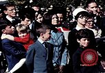 Image of Richard M Nixon Washington DC USA, 1969, second 8 stock footage video 65675034431