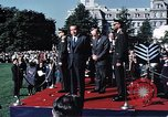 Image of Richard M Nixon Washington DC USA, 1969, second 11 stock footage video 65675034433