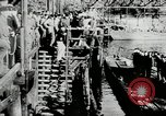 Image of German submarines Germany, 1944, second 7 stock footage video 65675034440