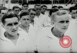 Image of German sailors Germany, 1942, second 12 stock footage video 65675034448