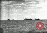 Image of German and Italian forces attack American ship convoy World War 2 North Africa, 1943, second 9 stock footage video 65675034452