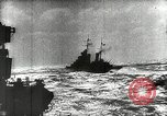 Image of German and Italian forces attack American ship convoy World War 2 North Africa, 1943, second 10 stock footage video 65675034452