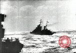 Image of German and Italian forces attack American ship convoy World War 2 North Africa, 1943, second 11 stock footage video 65675034452
