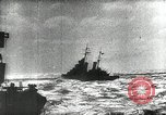Image of German and Italian forces attack American ship convoy World War 2 North Africa, 1943, second 12 stock footage video 65675034452