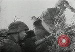 Image of German Infantry battle Russian forces near Novgorod World War 2 Russia, 1943, second 10 stock footage video 65675034453