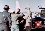 Image of MX-324 flying wing aircraft Harper Dry Lake California USA, 1944, second 10 stock footage video 65675034458