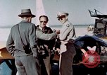 Image of MX-324 flying wing aircraft Harper Dry Lake California USA, 1944, second 11 stock footage video 65675034458