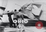 Image of towing glider Dayton Ohio USA, 1947, second 1 stock footage video 65675034466