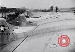 Image of YB-49 aircraft Hawthorne California USA, 1947, second 5 stock footage video 65675034467