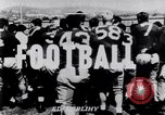 Image of American Football match Nashville Tennessee USA, 1947, second 3 stock footage video 65675034468